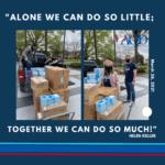 Chamber Tornado Donation